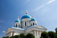 Cathedral of the Holy Trinity st petersburg russia