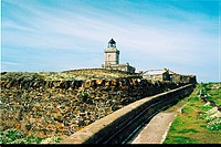 lighthouse located at IsleOfMayMainB1.jpg , Scotland
