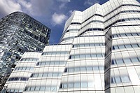 Frank Gehry Designed IAC Building, New York, NY, USA