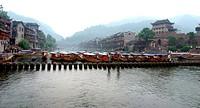 China, Hunan, western Hunan, Phoenix, nature, scenery, traveling, scenic spot, scenic spot,