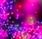 Snowflake background/ Beautiful abstract background of holiday lights