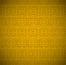 seamless golden background with repeat design that joins with no seam