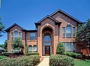 Upscale Suburban Brick Home