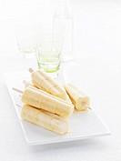 YogurtFrozenSticks, Mango Flavour