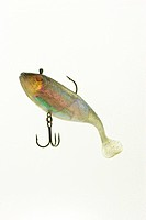 Multi Colored Swim Bait Floating