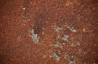 Rusty Iron Background