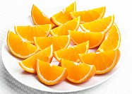 Orange Segments - Non Exclusive