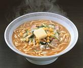 Bean Paste Butter Ramen Noodles