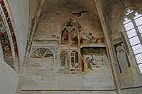 Chartreuse du Val de Benediction, Carthusian monastery, church, museum, Villeneuve les Avignon, Languedoc_Roussillon region, France, Europe, Chartreus...