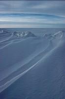 Alaska Snowfield