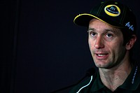 Jarno Trulli ITA, Team Lotus, F1, Indian Grand Prix, New Delhi, India