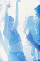 Ravers Dancing