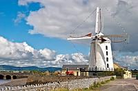 Blennerville Windmill, Blennerville Tralee, Irel