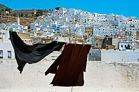 The medina, Tetouan  Rif region, Morocco.