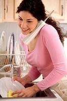 Cordless dishwashing