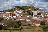 Village Aracena,Spain