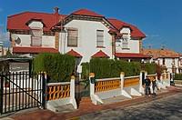 Queen Victoria district-Barrio Obrero, Huelva, Spain,