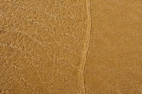 water and sand texture