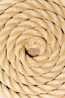 Detail of a rope