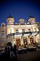Grand Casino of Monte Carlo, Principality of Monaco, Europe