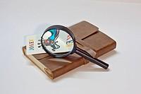 detective notebook &amp joker