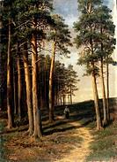 Piney Woods by Michael Klodt von Jurgensburg, 1832_1902, Russia, Vologda, Vologda Regional Art Gallery