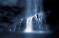 Waterfall, Japan