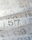 Steel Folding Ruler