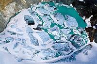 Ushuaia, Martial Mountains, Fuegian Andes, Ushuaia Bay, Tierra del Fuego Archipelago, Straits of Magellan, Tierra del Fuego Province, Patagonia, Argen...