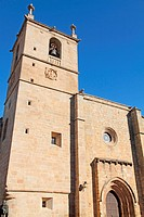 St  Mary's cathedral 15th-16th century, CAceres , Extremadura, Spain