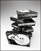 Computer hard drives