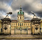Berlin, Charlottenburg Castle