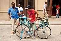 Street Entertainer, Havana, Cuba