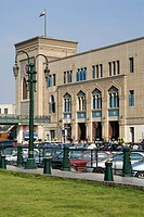 Railway Station of Mahattat Ramses, Cairo, Egypt, North Africa, Africa
