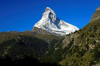 Matterhorn, Zermatt, Switzerlan