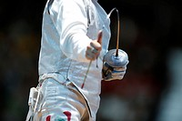 28 07 2012 Olympic Games, London, England, fencing