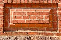 old wall bricks background