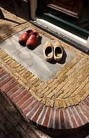 Clogs, Edam, Netherlands
