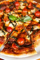Wood_Fired Traditional Italian Pizza, Coolangatta Queensland Australia