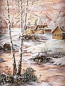 The Siberian village