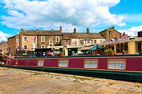 Skipton also known as Skipton-in-Craven is a market town and civil parish in the Craven district of North Yorkshire, England  It is located on the cou...
