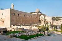 Mosque Al_Aqsa