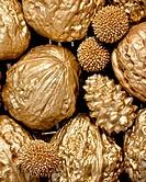 golden walnuts