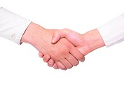 Handshaking _ Team Work