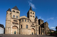 Germany, Europe, travel, Trier, Dome, Cathedral, architecture, church, colourful, history, religion, roman, skyline, square, Unesco