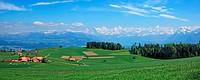 Switzerland, Canton Bern, Oberbutschel