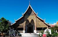 Chiang Mai Wat_Thailand