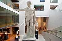UK, United Kingdom, Great Britain, Britain, England, Europe, Oxfordshire, Oxford, Ashmolean, Museum, Museums, Interior