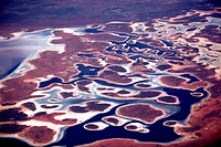 Aerial view of the Pilbara landscape (thumbnail)