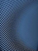 Curved dot pattern